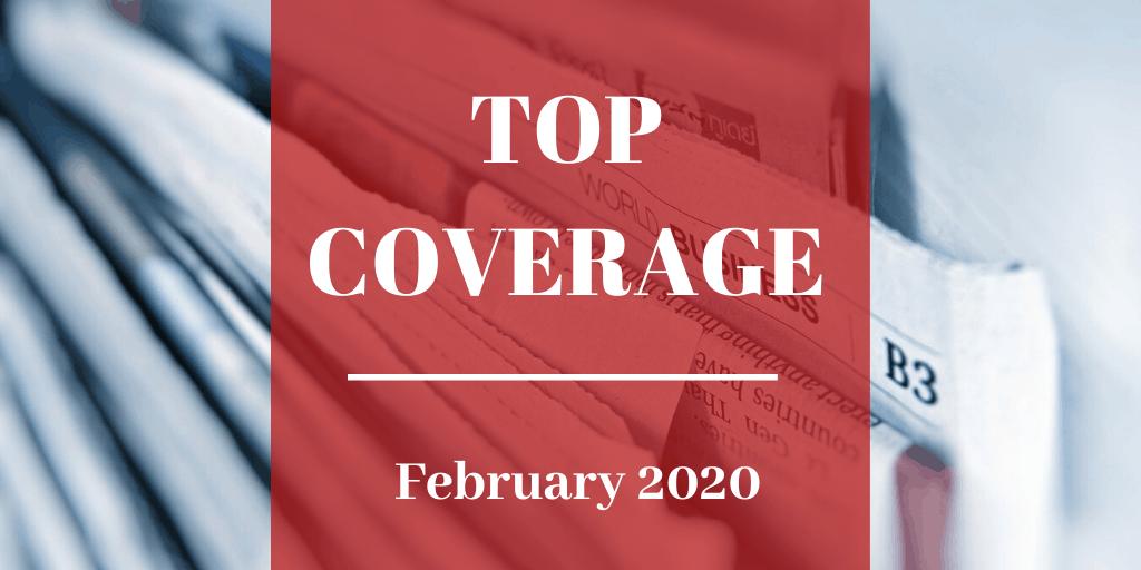 Top Coverage Feb 2020