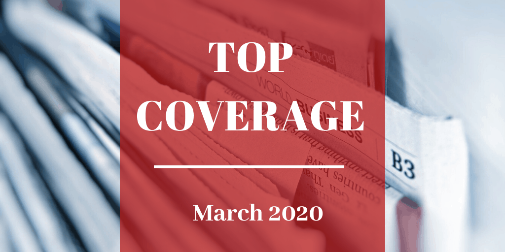 _Top Coverage March 2020