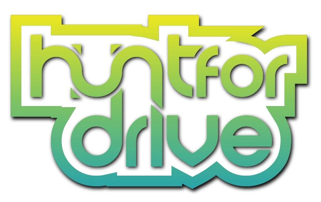 Huntfordrive logo HR