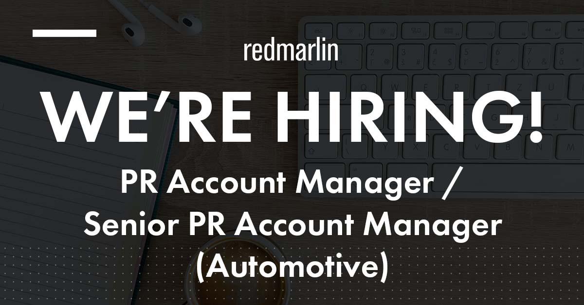 we're hiring Nov