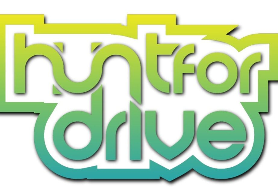 Huntfordrive logo HR