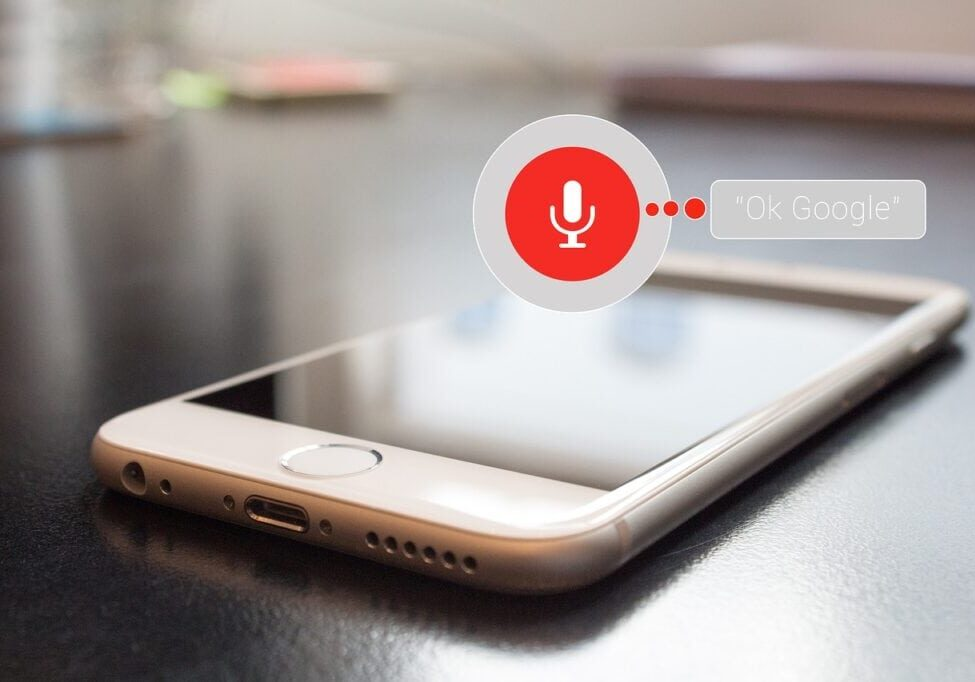 The importance of voice search