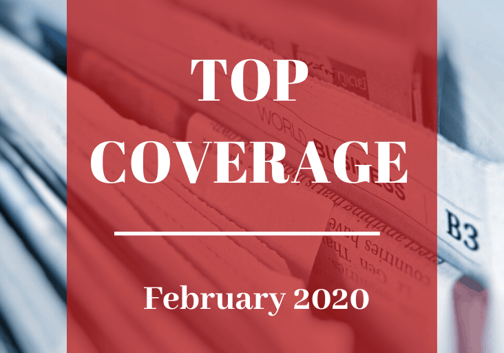 Top Coverage Feb 2020