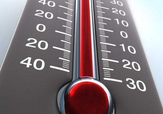 Thermometer, Red Marlin, PR, agency, Warwickshire, Leamington Spa, automotive, cars, motoring